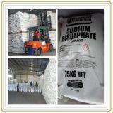 Producto químico anhidro del bisulfito del gránulo/del sodio del polvo (reducción NaHSO4 del pH)