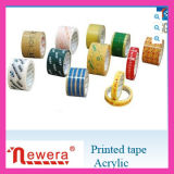 Logo를 가진 물 Base BOPP Adhesive Printed Tape