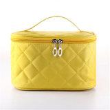 [لينغّ] درج حقيبة يد حقيبة مرآة صغيرة يطرق نسيج مربّع تخزين حقائب ([غبم-225])