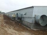 鶏の生産のためのプレハブのニワトリ小屋
