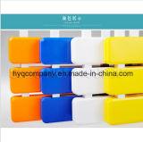 Sede fissata al muro dell'acquazzone della sede della parete della ganascia della parete di Flodable di 4 colori