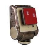 X360 Car DVR Dash Cámara 1080P Ángulo de visión de 360 grados Dashcam Grabador de vídeo Caja negra con WiFi