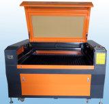 Macchina per incidere di marmo acrilica di legno con il laser del CO2