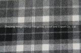 Tela de T/R, tela escocesa, poliester del 63%, rayón y Spandex aplicados con brocha del 3%, 250GSM del 34%