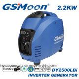 Gerador monofásico padrão do inversor da gasolina da C.A. 4-Stroke 2200W com Ce & aprovaçã0 de EPA