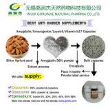Fornitore amaro naturale dell'estratto del seme dell'albicocca dell'amigdalina 98% della vitamina B17