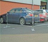 Barrière en acier galvanisée de circulation routière