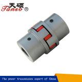 鋼鉄物質的な中国の製造のTSの適用範囲が広い顎のカップリング