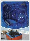 STATION THERMALE extérieure de tourbillon de thérapie supérieure de l'eau de Monalisa (M-3345)