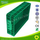 Recipiente material da UE dos PP do Virgin verde