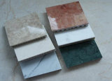 De lichtgewicht Gemakkelijke Comités van de Honingraat van de Steen van het Graniet van de Installatie Marmeren voor de Decoratie van de Muur, Vloeren, de Verdeling van het Toilet