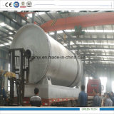 10ton usou o pneu que recicl a maquinaria da pirólise da máquina exportada para Líbano