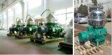 Separador de descarregamento automático de alta velocidade do centrifugador do petróleo vegetal