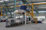 Tianyi especializou a máquina oca da produção do bloco da gipsita do núcleo
