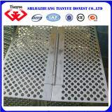 Roestvrij staal 304 het Squre Geperforeerde Blad van het Metaal (tyb-0012)