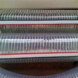 Draad van het Staal van pvc de de Spiraalvormige/Slang van de Zuiging/van de Lossing