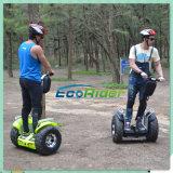 Goedkoop van Weg 2 Brushless Elektrische voertuig van de Autoped van het Wiel het zelf-In evenwicht brengt