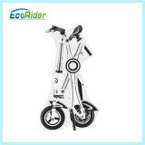 Preiswerter Minifalz-elektrisches Fahrrad des Lithium-Batterie-schwanzloser Motor250w