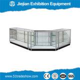 Kundenspezifischer verschließbarer Bildschirmanzeige-Messeen-acrylsauerschrank