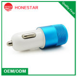중국에 있는 5V 2.1A를 가진 최고 Quality Metal Car Charger
