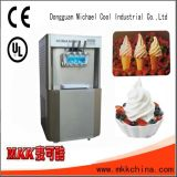 Soft Ice Cream Machine with Precooling System