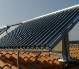2016 nouveau type collecteur solaire d'eau chaude de pression