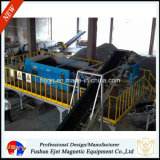 Sistema d'ordinamento totale dell'impianto di lavorazione della soluzione per il riciclaggio del metallo