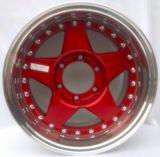 16-20inchアフター・マーケットの合金の車輪の縁