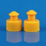 Verschillende de trekkracht-Duw van Kleuren Plastic Kroonkurk voor Shampoo (ncp23-1)