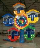 運動場のための極度の小型スイカの空の車輪の観覧車