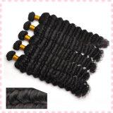 100% Brazilian Hair Weft 5A Virgin Human Hair Weaving