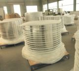 Molino Finsihed Cold/Hot Rolling Aluminium Coil para Consturction