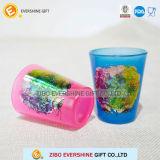 Ontsproten Kleurrijk Glas met het Beeld van de Klant