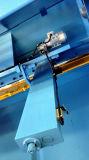 China Factory Machine à découper en métal à l'acier hydraulique 10 * 3200mm (machine à cisaillement)
