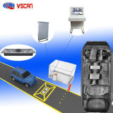Vehicle Surveillance System 또는 Under Vehicle Inspection System의 밑에