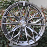 Aluminiumreplik-Auto-Legierungs-Rad-Felge für Toyota