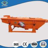 Machine van het Scherm van de Trilling van het Cement van de Capaciteit van de Reeks van Szs de Grote Lineaire