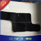 Cinto de massagem eletrônico USB de baixa tensão para cintura e abdômen