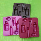 Plastic ecologico Packing PS Tray per Cosmetics