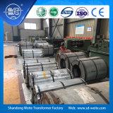Capaciteit 100kVA, de Amorfe Transformator In drie stadia van de Distributie van de Legering 10kV/11kv In olie ondergedompelde