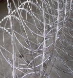 Acoplamiento galvanizado barato del alambre de púas/del ladrón
