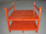 Almacén personalizada de almacenamiento de acero Pallet