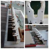 Ranurador de trabajo de madera del CNC del Atc de la máquina para la puerta de cabina