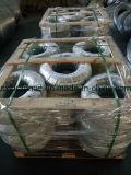 Fil obligatoire noir en métal fabriqué en Chine