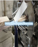 PVC 선을 만드는 인공적인 대리석 단면도 밀어남 기계