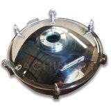Pressão máxima redonda 5.0bar de Manway da pressão sanitária do aço inoxidável (ACE-RK-2O)