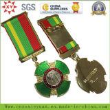 Medallas altos de cobre de calidad Ejército Militar