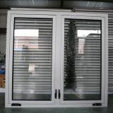 Алюминиевое окно с ручкой ролика, окно K03010 Casement Casement