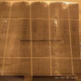 vagabundagem tecida tela da planície da fibra de vidro do E-Vidro 800g, largura de 1250mm