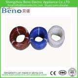 유연한 실리콘 고무 또는 PVC 난방 철사
